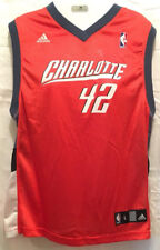 Adidas Youth Jersey Charlotte Bobcats Sean May #42 Nba Basketball Size L 14-16