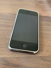 Apple iPhone 1st Generation 8GB Black O2