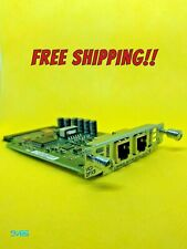 GENUINE! Cisco Systems VIC2-2FXS 2-port voice interface card FXS