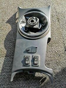 Mazda RX8 Gear Gaiter and Trim Surround