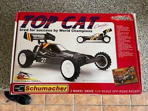 schumacher topcat top cat re re new in box rare deleted