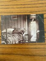 Abraham Lincoln Assassination Death Bedroom PHOTO Petersen House, Pillow