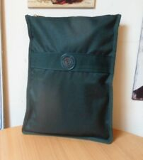 GREEN CONSTELLATION TOILETRY/DOCUMENT TRAVEL BAG