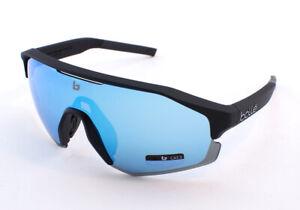 Bolle Lightshifter 12653 Sunglasses - Matte Black/TNS Ice