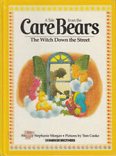 1983 Parker Brothers Care Bears Children's Book -- The Witch Down the Street