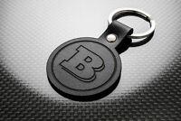 BRABUS Leather Keyring Keychain Schlüsselring Porte-clés Smart Mercedes C-Class
