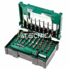 Kit 31pz inserti assortiti + giravite HITACHI confezione STACKABLE HTA40030023