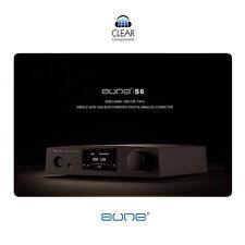 AUNE S6 384kHz/32Bit DSD DAC DIGIT. KHV ANALOG CONV*B USB DA WANDLER HIGHEND-TOP