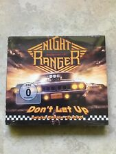 Don't Let Up [Deluxe Edition] [Digipak] * by Night Ranger (CD, Mar-2017, 2...