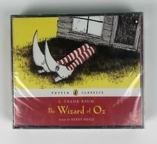 The Wizard of Oz Audio Book on CD L Frank Baum Unabridged Kerry Shale NEW