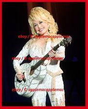THE BEST! Dolly Parton 8x10 ORIGINAL CONCERT PHOTO - UNPUBLISHED