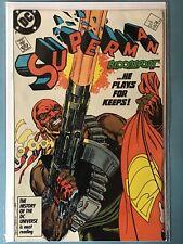 SUPERMAN # 4 VOLUME 2 FIRST APPEARANCE BLOODSPORT  DC COMICS