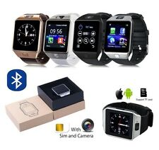 DZ09 Reloj Inteligente Bluetooth Smart Watch SmartWatch para Android IOS TF SIM
