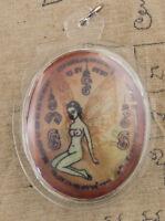 Talismano LP Key Festish Thai Amulet Love Charm Fertility Attract Erotic 6189 D5