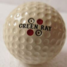 Unused Early Acushnet Golf Ball. Right out Of Sleeve  CIRCA 1940'S