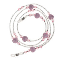 Eyeglass Sunglass Neck Cord Strap Glasses Strings Lanyard Holder Beads Chain