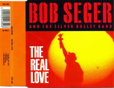 Bob Seger & The SBBand- CD Single - The Real Love - Capitol CDCL 628( 1991)