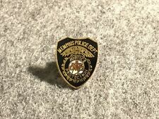 Vintage Memphis Police  Dept Tie Tack Pin - Shelby County - Elvis Related