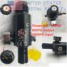 5/8''-18UNF Thread Paintball Valve Regulator 4500psi HPA Output 800psi Air Tank