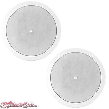 "Pair of JBL Control 26CT - Two Way Vented Ceiling 6.5"" Speakers"