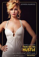 American Hustle (2013) Movie Poster (24x36) - Jennifer Lawrence NEW
