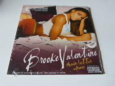 BROOKE VALENTINE - CD collector 15T / 15 track promo CD !!! CHAIN LETTER !!!
