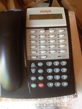 Avaya Lucent Partner ACS 18D Euro series II phone works with all partner systems