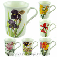 New Flower Bouquet Fine Bone China MUG CUP Collection Gift Boxed Present Pretty