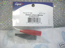 ALLIGATOR CLIPS Medium,For use w//Test Probes T1193 @5