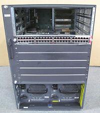 Cisco Catalyst WS-C6009 9 Panel Ethernet Switch 48-Port X6248-RJ45, CNMYAD9GAA