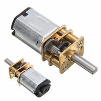 Mini Getriebemotor Motor N20 DC 6V Minimotor Getriebe Elektromotor Modellbau
