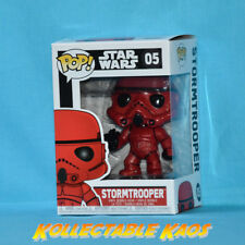 Star Wars - Red Stormtrooper Pop! Vinyl Figure(RS)