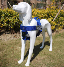 TRAINING Heavy Duty Non Pull Service Dog Harness – small,medium,large,x-large
