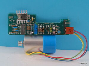 Servo motor 12V 77611836 (Buehler) and control board  5.25 Tandon Floppy Drive