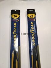 Goodyear Hybrid Style Wiper Blades 770-26 770-26, Set of 2