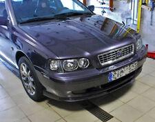 Apron for VOLVO S40 V40 Front Bumper spoiler lip chin valance SPLITTER Skirt