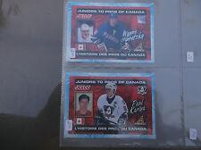 1992-93 Kraft JELLO HOCKEY CARDS PAUL KARIYA