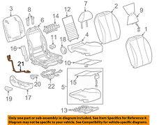 Pontiac GM OEM 2010 G6 Front Seat-Harness 20914966
