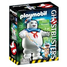 PLAYMOBIL Ghostbusters Stay Puft Marshmallow Man Set 9221