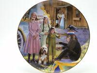 Ltd Ed The Medicine Show Little house On The Prairie Plate w COA & Box Hamilton