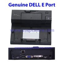 dell e port docking station e port replicator latitude e4300 e5400 e6400 e6410