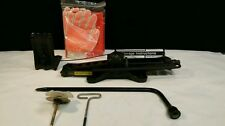 1997 CHEVY BLAZER OEM SPARE TIRE JACK +TOOL KIT +INSTRUCTIONS + LOCK DOWN BOLT.