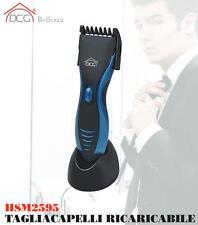 Tagliacapelli Dcg taglia regola capelli ricaricabile lama acciaio hsm 2595 Rotex