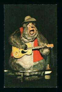 Postcard Disney World Country Bear Jamboree Big Al Steals the Show. Y