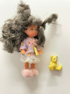 Mattel BEDTIME KELLY with Black Hair & Pajamas