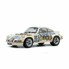 Miniature 1/18 Solido Rallye Porsche 911 RSR le Grand Bazar