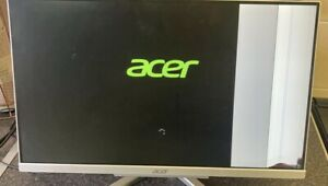 Acer Aspire C22-860-W AIO PC ** POWERS TO BIOS *** REQUIRES PARTS TO COMPLETE **