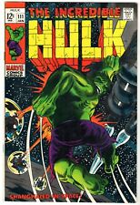 Incredible Hulk #111, Very Fine - Near Mint Condition*