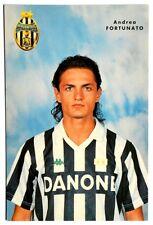 Cartoncino Juventus – Andrea Fortunato