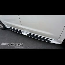 Genuine Side Step Nerf Cab Running Boards For KIA Sedona(All New Carnival)2016+